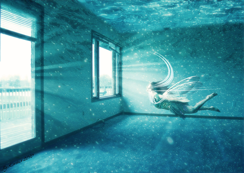 Underwater Fantasy by Karima
